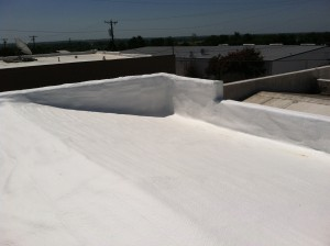 The finished product - the ULTIMATE Roofing System.